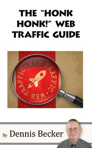 The Honk! Honk! Web Traffic Guide